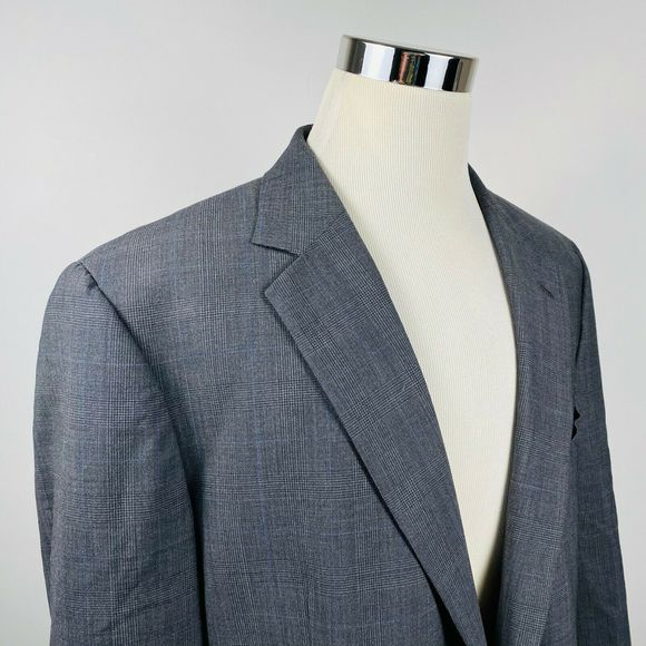 Brooks Brothers Other - Brooks Brothers Mens 46L Sport Coat Wool Stretch